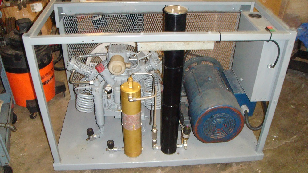 Pressure Systems Inc Sale Used Air Compressor For